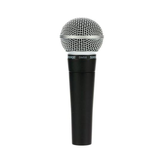 Mikrofon mieten Hamburg Shure SM58