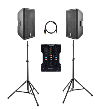 Musikanlage mieten Light Bundle